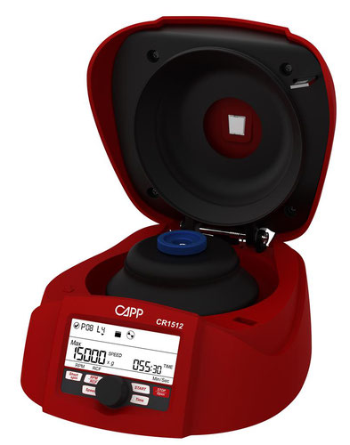 Mini Centrífuga CAPRondo Mini CR-1512
