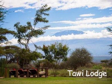 Amboseli Nationalparks Hotels Tawi Lodge