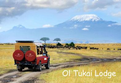 Amboseli Nationalpark Hotels Ol Tukai Lodge