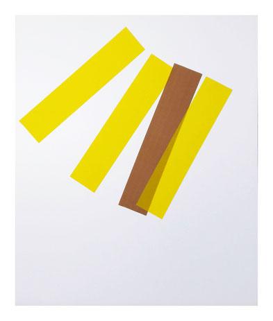 Rythme #58, dim. 48 cm x 40 cm, 2019