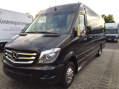Mercedes Benz Sprinter - H-RO 388 - Sitze: 14+1+1
