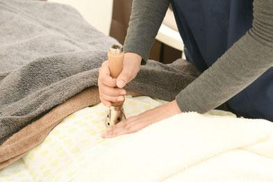 骨盤温灸治療
