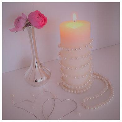 Traukerze_Hochzeitskerze_Perlen