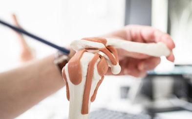 Chirurgie im Garberscenter