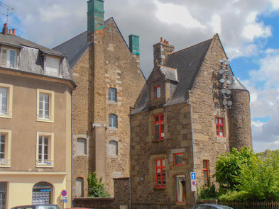 Bild: Grandville in der Normandie