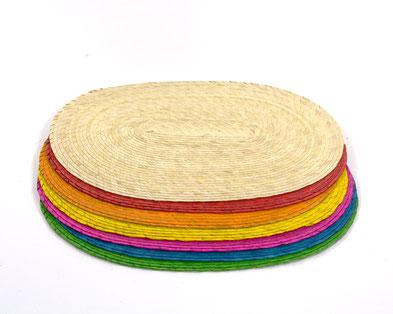 mexikanische-bunte-tischsets-aus-palmbast