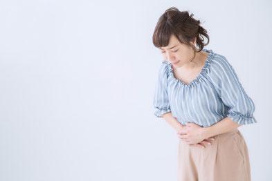 生理痛・婦人科疾患の原因となる骨盤うっ血症