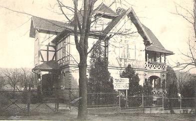 Kurheim Schilling - Sammlung W.Schlechtweg