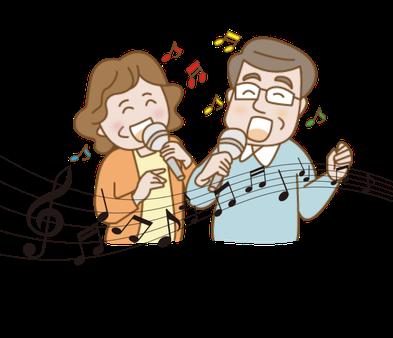 最高の音響でシニアの歌を。懐かしい歌を唄ってみませんか。