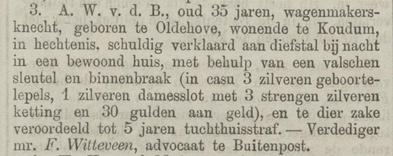 Provinciale Drentsche en Asser courant 13-03-1880