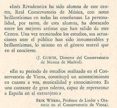 """Extracto del folleto """"Opiniones y críticas de España y el Extranjero"""""""