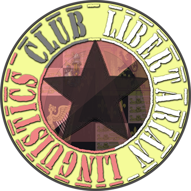 Libertarian Linguistics Club logo