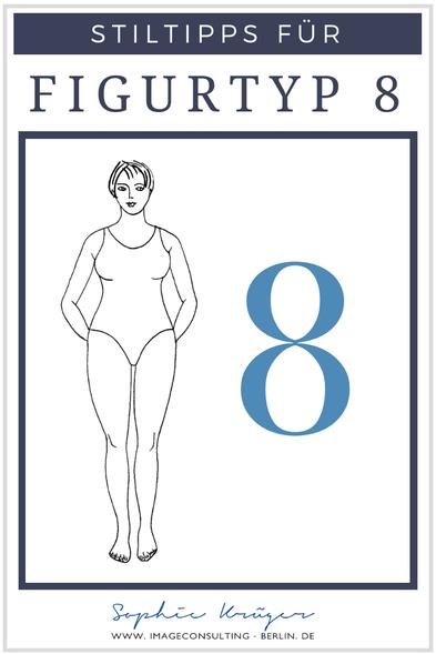 Stiltipps für Figurtyp 8, X-Typ
