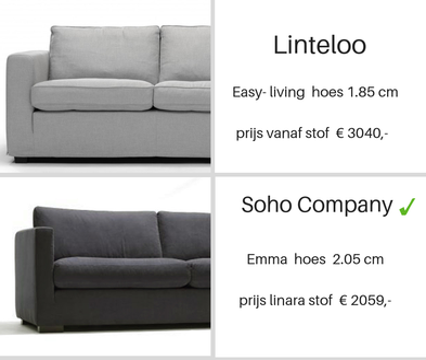 Linteloo versus Soho Company