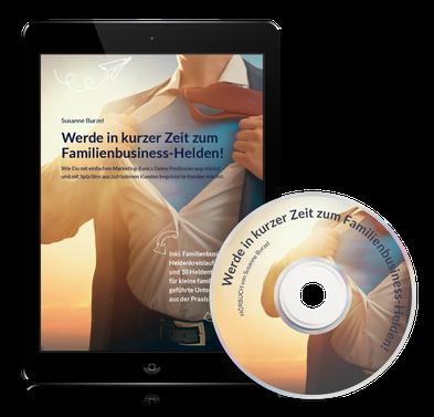Business-Held - das Marketingbuch als Hörbuch von Susanne Burzel
