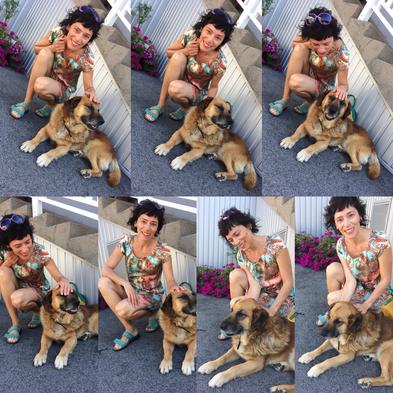 Lebenskunst in der Lebensmitte Bello und Bella Dog Talks Kerstin Frei Interview Marketing Online Video