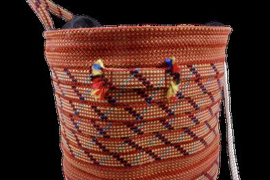 boulderbags aus kletterseil