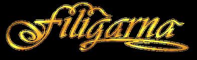Logo Filigarna - individueller Makramee Schmuck aus Handarbeit mit Liebe produziert in Erlangen - made in germany - www.filigarna.de