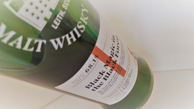 SMWS 68.15 Black magic in the black forest Flasche
