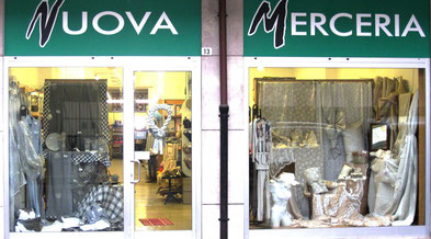 Nuova Merceria in Via Marsala 13, Legnago