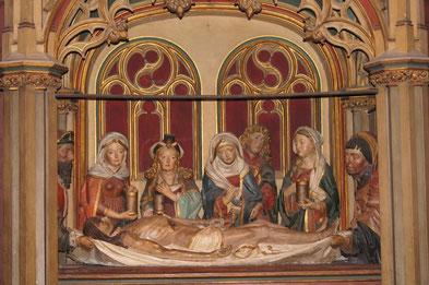 イエスの死を悲しむ人々1(ケルンの大聖堂)