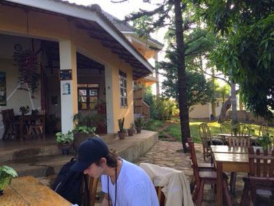 Via Via Guesthouse, Entebbe (Uganda), 2017 (© Brühl Stiftung)