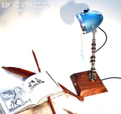 LightHunter Lampe von SpotVintag