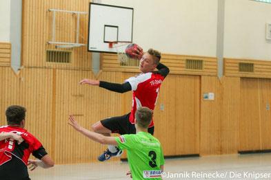 Lukas Klimavicius für die TGO mA-Jugend.