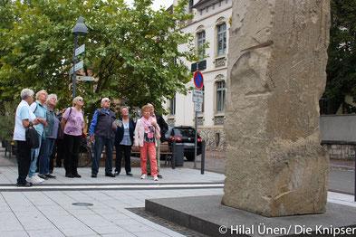 Selbst alteingesessene Osthofener können noch Unentdecktes ihrer Stadt erkunden.