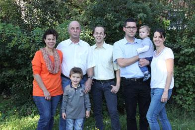 """Das Team von """"Schmitt Bestattungen""""."""