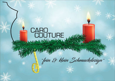 Caro Couture Weihnachtsevent 08.12.2018
