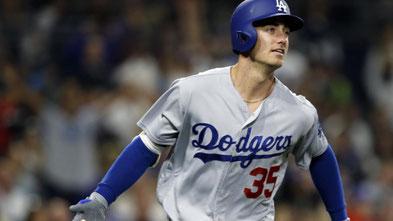 Nella foto Cody Bellinger (foto da MLB.com)