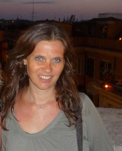 Die Autorin Sabine Becht (C) Michael Müller Verlag