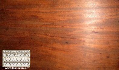 luxurious mahogany wood tool box