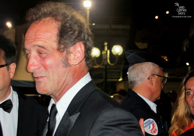Vincent Lindon lors de la clôture du Festival de Cannes 2015 - Photo © Anik COUBLE