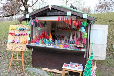 Weihnachtsmarkt Herrmannsdorf 2011