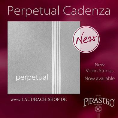 Купить скрипичные струны Perpetual  CADENZA