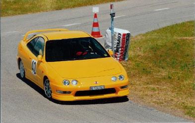 Honda Integra, Chamblon 2008