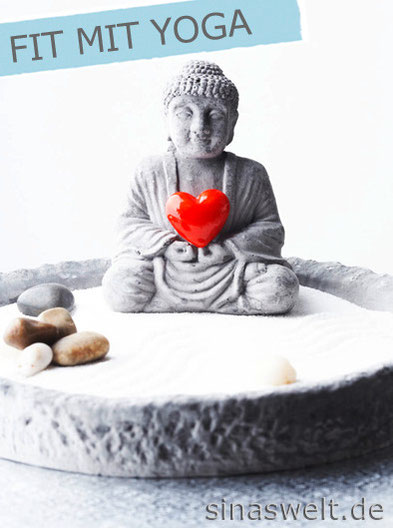 Buddha, Herz, Yoga, Detox, Entgiften, Amiena Zylla, Yoga-Übungen