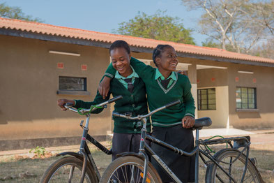 @World Bicycle Relief/ Gesundheit, Bildung, wirtschaftliche Entwicklung: Ein Fahrrad kann in Entwicklungsländern viel bewirken