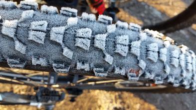 Winterreifen fürs Fahrrad?