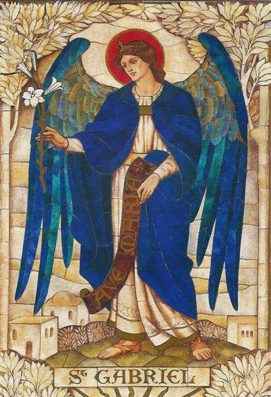 天使は数を使ってメッセージを送る