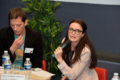 Cathy Lacomme Verbiguié, Chef de projet de la transformation numérique, CNES