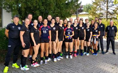 Damen 1 und Herren 1 beim Erl-Bockerl-Cup 2018