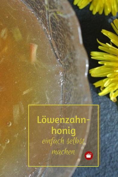 Aus Löwenzahnblüten Gelee oder Marmelade machen