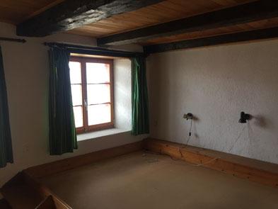 Altes Bauernhaus, Haussanierung, Innenausbau