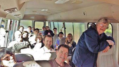 Bild: Reisegruppe der Great Ocean Road Tour