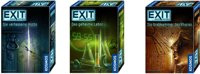 Trend SPIEL'16: Exit Games