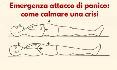 Gestire attacchi di panico. Dr. Sgambati Pordenone