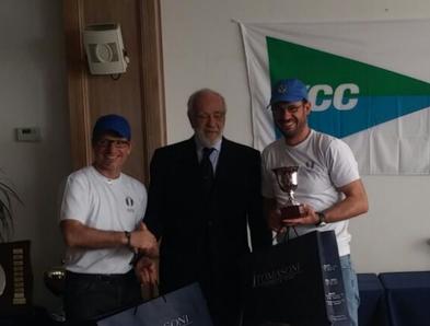 """Steven Borzani, Franco Savazzi presidente YCC, """"Mett"""" Brescia"""